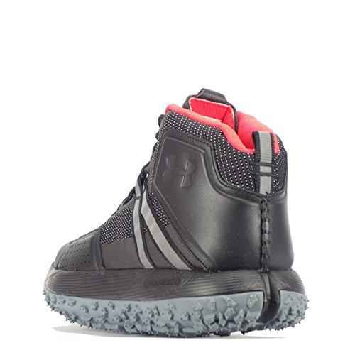 Under Armour Under Armour Fat Tire Mid - Zapatillas de running para hombre multicolor negro/gris 44,5 EU