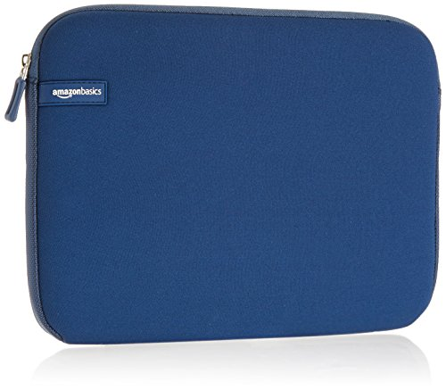 AmazonBasics 11 6 Inch Laptop Sleeve Navy