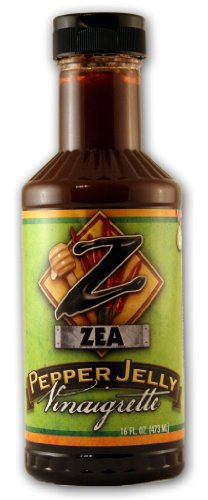 (ZEA Rotisserie's Pepper Jelly Vinaigrette)