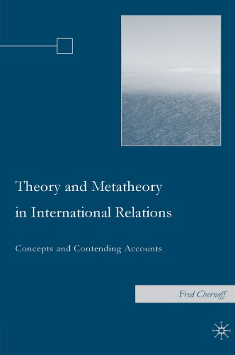 Theory and Metatheory in International Relations: Concepts and Contending Accounts