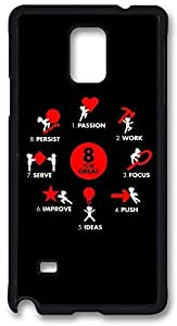 8 To Be Great For Case Iphone 4/4S Cover, Case, For Case Iphone 4/4S Cover PC Black