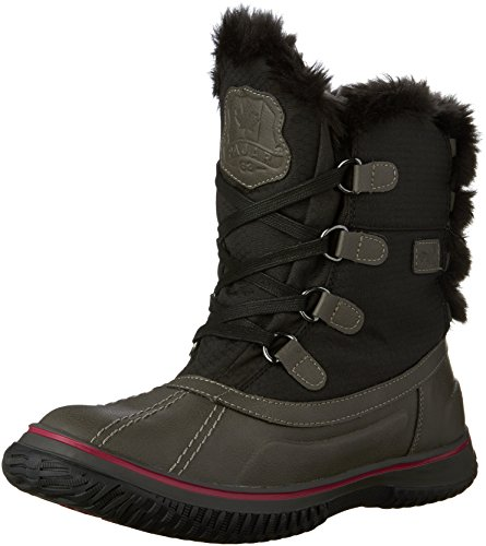 Pajar Women's Dark Icepick Snow Black Boot Grey x6Zw086Pq