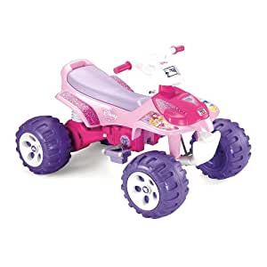 Power Wheels Fisher-Price Disney Princess Trailrider