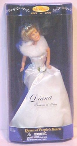 Amazon.com: Princess Diana Princess of Wales Collector\'s Edition ...