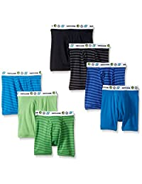 Fruit of the Loom Boys Toddler Boys 7 Pack Assorted Boxer Brief Boxer Briefs