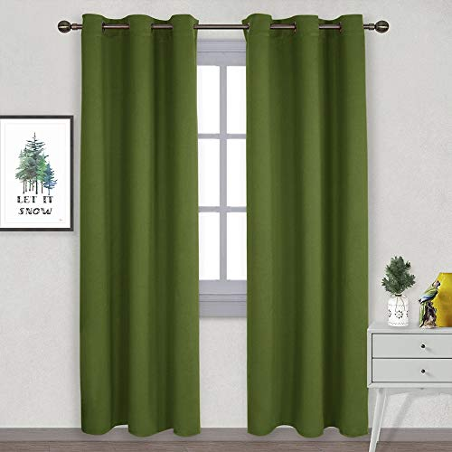Thing need consider when find blackout curtains olive green?