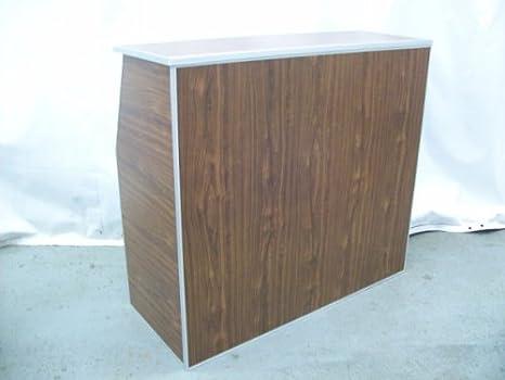 Portátil plegable Bar, de calidad comercial – 48-inch o (amplia zona de