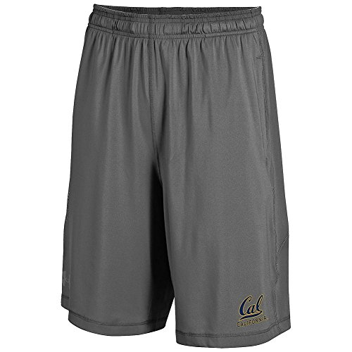California Bears Short (California Golden Bears Performance Shorts Charcoal - L)