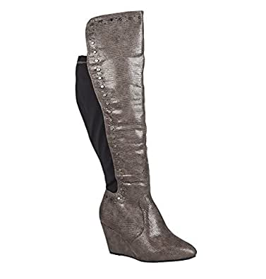 Women's Crawford Studded Over The Knee Boot