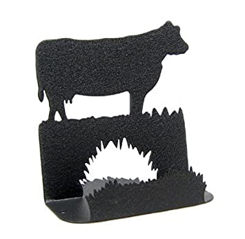 Amazon cow business card holder home kitchen cow business card holder colourmoves