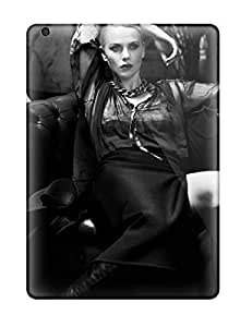 FzVlVIQ10698UKHdc Snap On Case Cover Skin For Ipad Air(charlize Theron Euro 2013 )