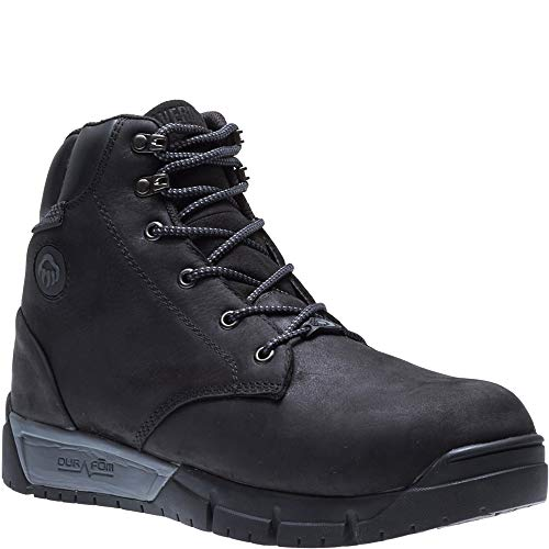 Wolverine Men's Mauler LX Composite Toe Waterproof Work Boot Black 11.5 M US by Wolverine (Image #3)