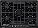 Best 30 Gas Cooktops - Frigidaire FGGC3047QB Gallery 30-Inch Gas Cooktop Black Review