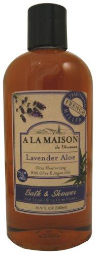 A La Maison Body Wash - Lavender Aloe- 16.9 fl oz ()