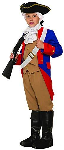 Boy's Revolutionary War Costume