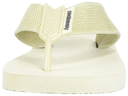 Pictures of Havaianas Men's Flip-Flop Sandals Urban Beige/Beige 6