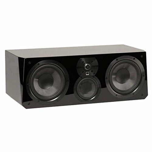 SVS Ultra Center Channel Loudspeaker (Piano Gloss Black) by SVS