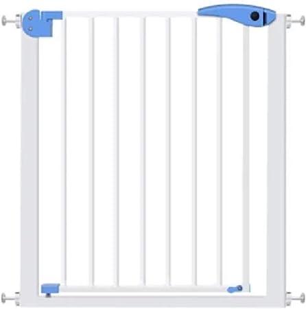 ZM HL MM Parada de la Puerta de la Escalera Que Incluye, Protector de la Puerta para niños, escalable, sin Necesidad de taladrar, Cocina, Sala de Estar, balcón (Size : 63/70cm): Amazon.es: