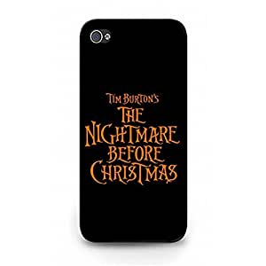 for Iphone 5/5s contracted design The Nightmare Before Christmas series cover case cartoon series phone case