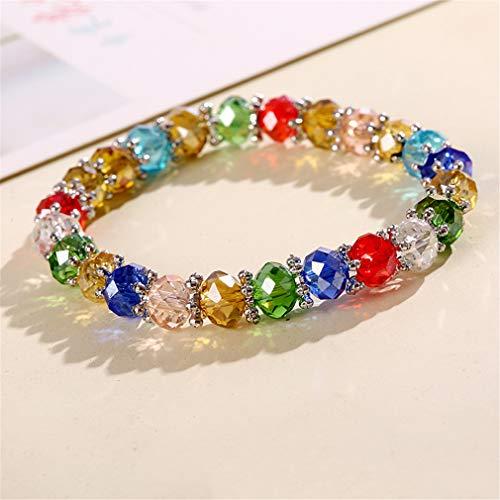 (CHASIROMA Crystal Tennis Bracelet Bracelets Valentine's Chain Bracelet Bridal Tennis Bracelet Ideal for Smaller Wrist )