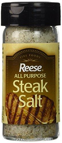 (Reese Steak Salt, 4.65-Ounce (Pack of 6))