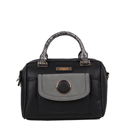 Boston Bag Black Handbag - 3