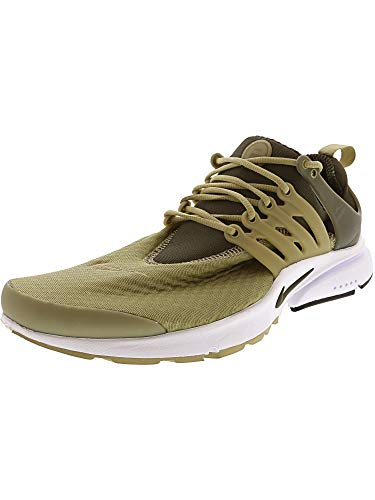 NIKE Air Presto Essential Men's Neutral Olive Running Shoes, 8
