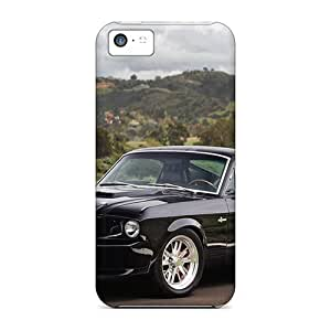 Premium 1969 Ford Mustang Gt350 Back Cover Snap On Case For Iphone 5c