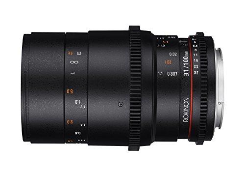 Rokinon DS T3.1 Frame Lens for Canon Digital Came