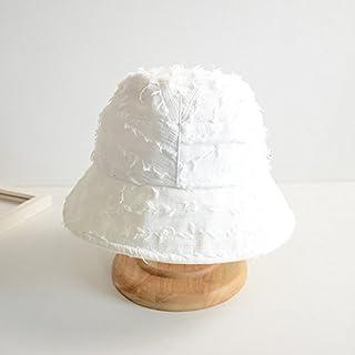 YMFIE Ladies' Estate Ampia alla Moda Casual Outdoor Sun Protection Beach Hat Fisherman Hat ombrellone Hat Hat