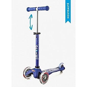 Patinete Mini Micro Deluxe, azul: Amazon.es: Deportes y aire ...