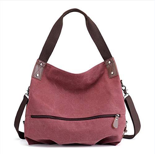 Amazon.com: Cloth Shake Brand Womens Handbags Canvas Female ...