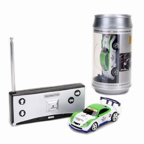 Mini 1:58 Coke Can RC Radio Remote Control Race Racing Car Toy Vehicles Gift XD