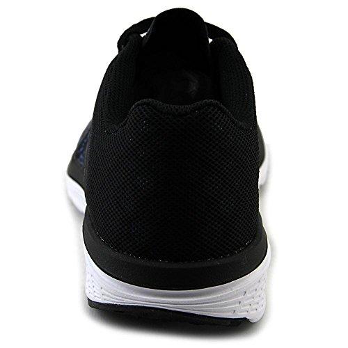 Nike FS LITE RUN 3 IMPRESIÃ?N NEGRO / tiza azul / blanco / ATÃ?MICA ROSA 819167-005 Black/Chalk Blue/White