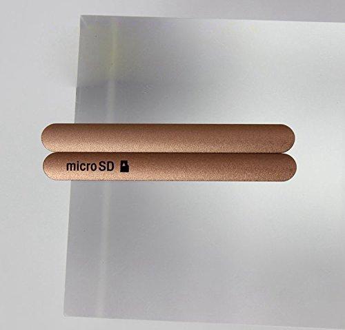 35a2e797ea80 Micro SD Card  USB Charger Port Slot +Sim Card Slot Port Dust ...