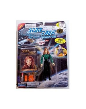 (Star Trek the Next Generation Dr. Beverly Crusher In Duty Uniform)