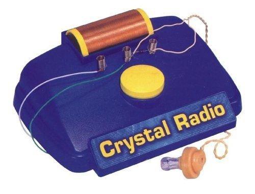 Crystal Radio Experiment Kit New (Crystal Radio Experiment)