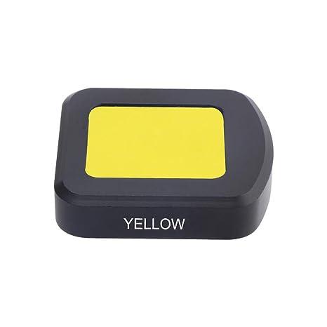 1 Funda Protectora para Filtro de Lente UV CPL Rojo Amarillo ...