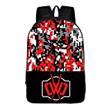 MOSDELU Unisex Youth School Backpack Shoulder Bags