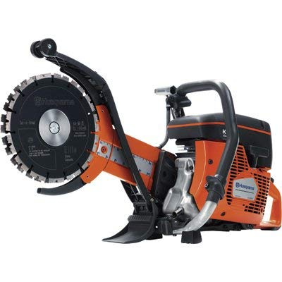 Best Concrete Saws: Husqvarna Gas Cut-n-Break Power Cutter