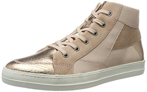 Tamaris 25222 Hautes 532 Rose Femme Sneakers Metl rose comb rS1H7rwq