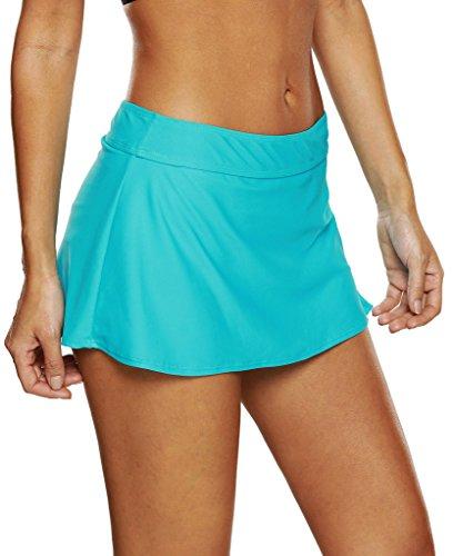 Charmleaks - Shorts - para mujer turquesa