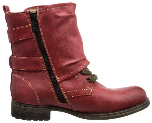 Mustang Booty, Botas para Mujer Rojo - Rot (5 rot)