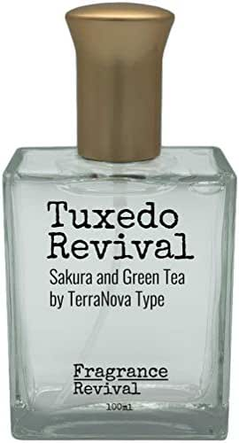 Tuxedo Revival, Sakura and Green Tea by TerraNova Type