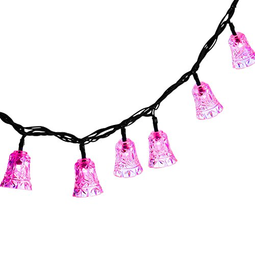 Pink Led Christmas Lights Outdoor - 3