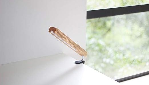 Velliceasay lámpara de mesa de protección ocular luz nocturna eje ...