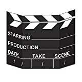 Beistle Movie Set Clapboard Photo Prop