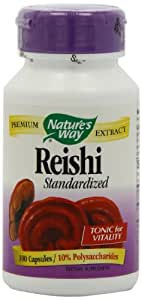 Nature's Way Reishi Capsules, 100-Count