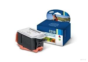 Samsung C210 - Cartucho de tinta para impresoras (Cian, Magenta, Amarillo, Estándar, 10 - 70%, 10 - 35 °C, Samsung CJX-1050W, ISO/IEC 24712)