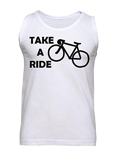Take A Ride Men's Tank Top
